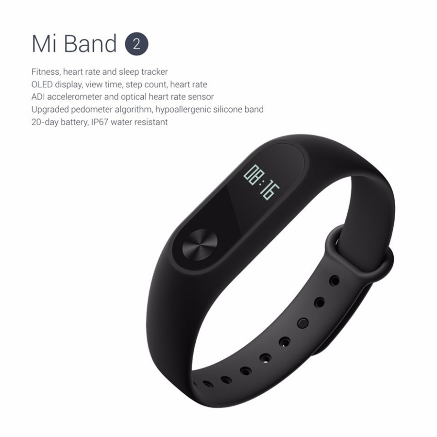 1 Xiaomi Mi Band 2