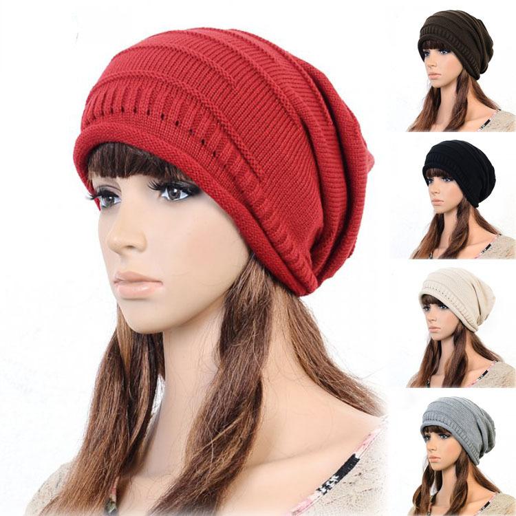 2015 Brand Fashion beanie autumn Winter hats for women Knitted touca bonnet toca cap Gorro Beanies for men skullies cap S09(China (Mainland))