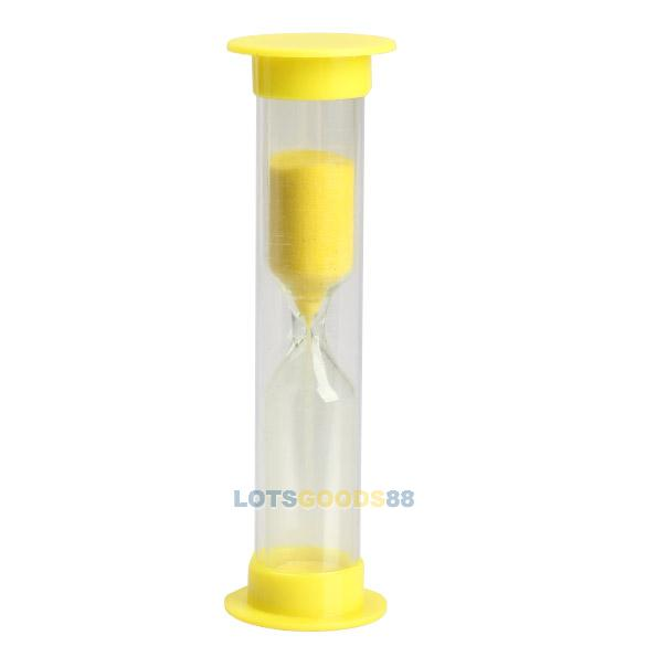 LS4G 2014 New Partysu Mini Hourglass Sandglass Sand Clock Timer 180 Seconds 3 Minutes Cooking - lotsgoods88 store