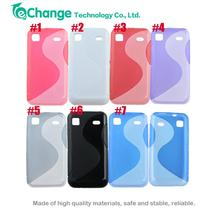 Soft TPU Gel S Line Back Case Cover For Samsung Galaxy S i9000 Plus i9001 i9003 EP4447