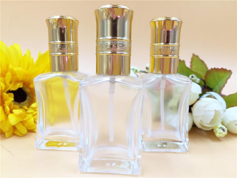 8ml Refillable Aluminum Glass Perfume Bottle Travel Empty MINI Fragrance Sprayer Bottle Atomizer Promotion 10pcs/lot DC778<br><br>Aliexpress