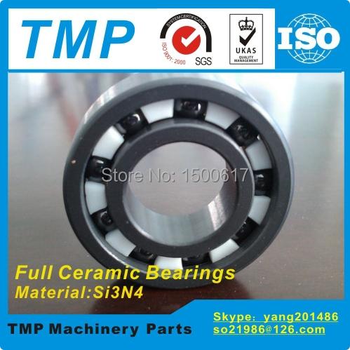 6900CE Full Ceramic Bearing (10x22x6mm) Si3N4 material Deep Groove Ball Bearing High Temperature Anti friction bearings(China (Mainland))