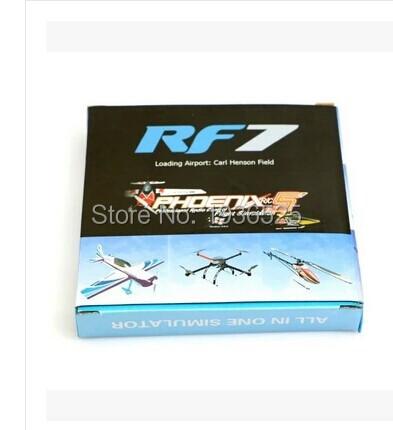 2016 new 22in1 USB RC Flight Simulator Cable para Realflight G7 /G6 G5 Phoenix 5.0 -2.0 Flysky FS-I6 JR/FUTABA / XTR/FMS/Aerofly(China (Mainland))