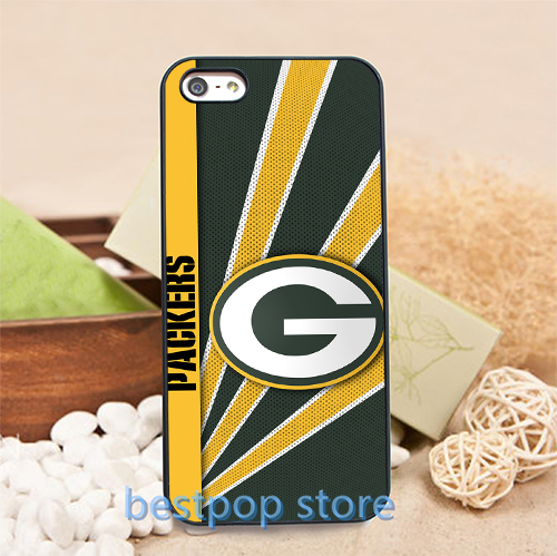 NFL Green Bay Packers 13 fashion cover case for iphone 4 4s 5 5s SE 5c 6 6 plus 6s 6s plus #cz0623(China (Mainland))