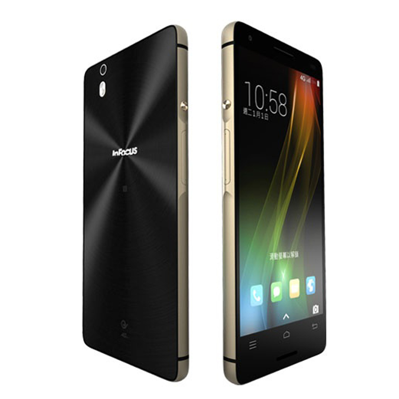 5.5 inch Infocus M810 Android OS 4.4 Smart Phone Snapdragon 801 MSM8974AC Quad Core 2.5GHz ROM 16GB RAM 2GB 1920*1080 13MP GPS