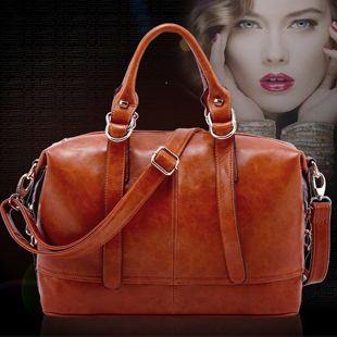 Гаджет  AR605 2013 fashion crocodile pattern fashion first layer cowhide genuine leather all-match casual one shoulder handbag women