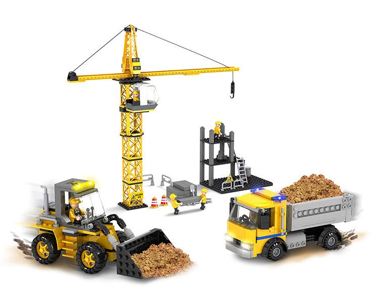 Construction Site Toys : Construction site toys promotion shop for promotional