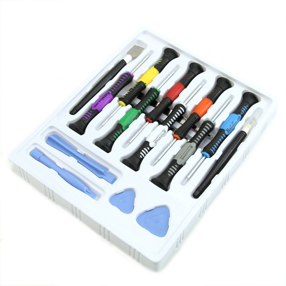 Гаджет  Mobile Phone Repair Tools Screwdrivers Set Kit For iPad4 iPhone 5 4S 3GS 16 in 1 H22031 None Инструменты