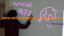 DEFI Long-focus Portable Interactive Whiteboard(China (Mainland))