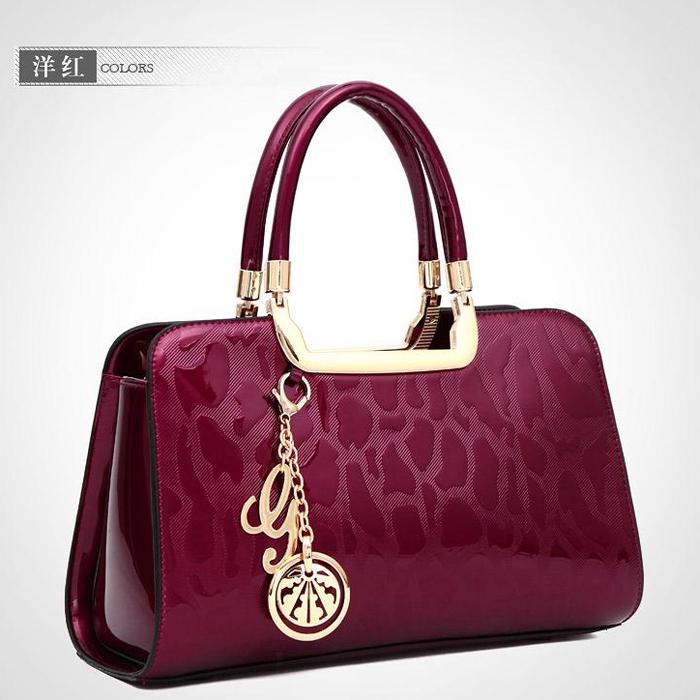New Cheapest women leather handbags European and American Style high quality PU women messenger bags handbags women famous brand