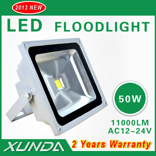 50W white led wall washer lamp floodlight AC12 energy saving  waterproof led outdoor spotlight<br><br>Aliexpress