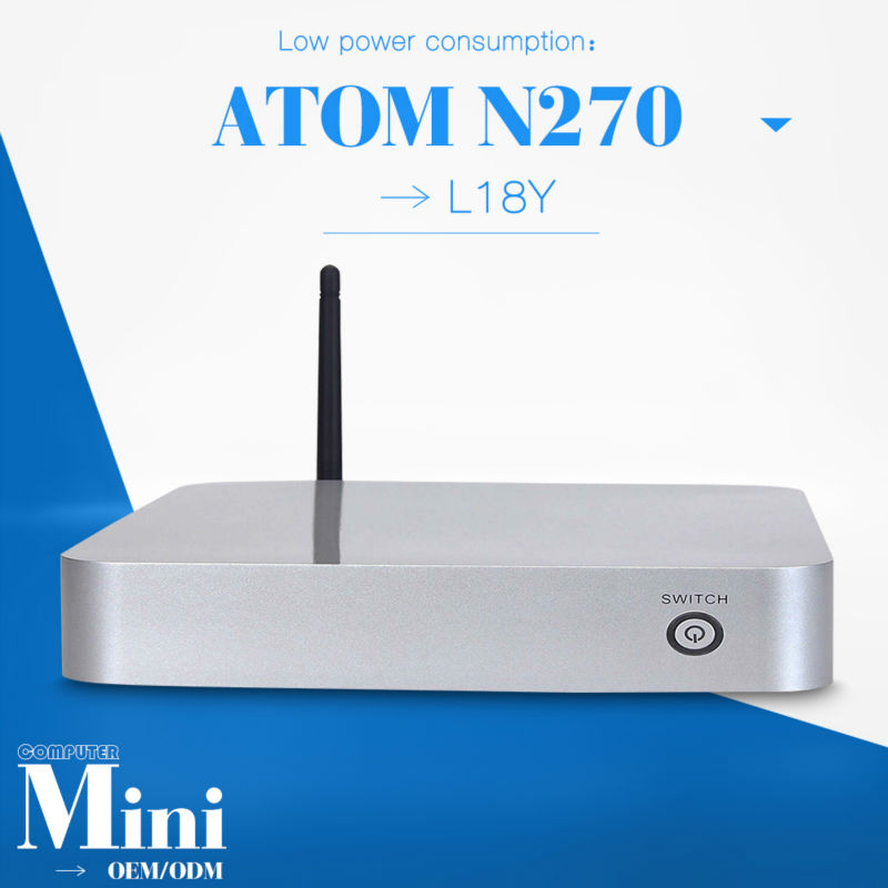 Hot y-18 N2701.6GHZ Mini Computer station thin client 8GB RAM 16GB SSD support high performance 3D graphics(China (Mainland))