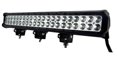 2015 New 20 Inch 126W CREE LED Bar for Offroad ATV Boat Car Truck 4x4 SUV Work Driving Fog  light Spot / Flood / Combo beam