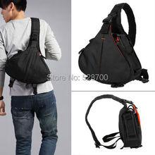 Caden K1 Shoulder Camera Bag Triangle Carry Case for Canon 5D2 5D3 6D 7D 60D 70D for Nikon D800 D750 D7200 D90 D600 D610