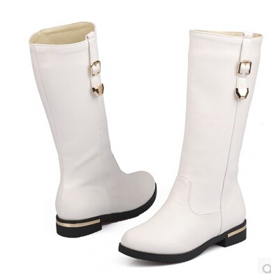 Thigh High Winter Boots | Santa Barbara Institute for