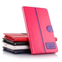 For Asus FonePad 8 FE380 FE380CG 8inch Tablet Luxury PU leather Case Cover FE8030CXG Book Cover with card slot