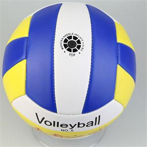 Special Offer Sports Thickened Pro Student Volleyball Designer PU Leather Match Training Ball Volleyball Size 5(China (Mainland))