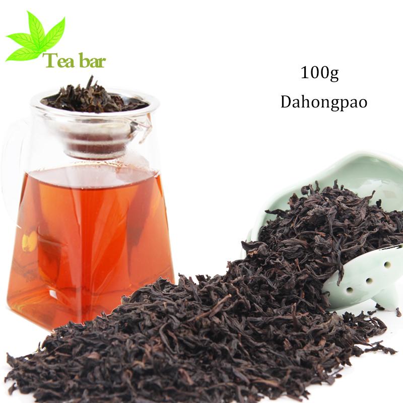 Oolong tea 100g Dahongpao Tea Big Red Robe Chinese Healthy Natural Food Fresh Fragrance Lose Weight
