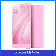 Original Xiaomi Mi Note 5.7 inch MIUI 6 Snapdragon 801 Quad Core 2.5GHz RAM 3GB ROM 16GB Smartphone 5000mAH 4G LTE 1920*1080