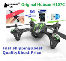 Original Hubsan X4 H107C 2.4G 4CH RC Helicopter Quadcopter With Camera RTF & Transmitter & Battery(China (Mainland))