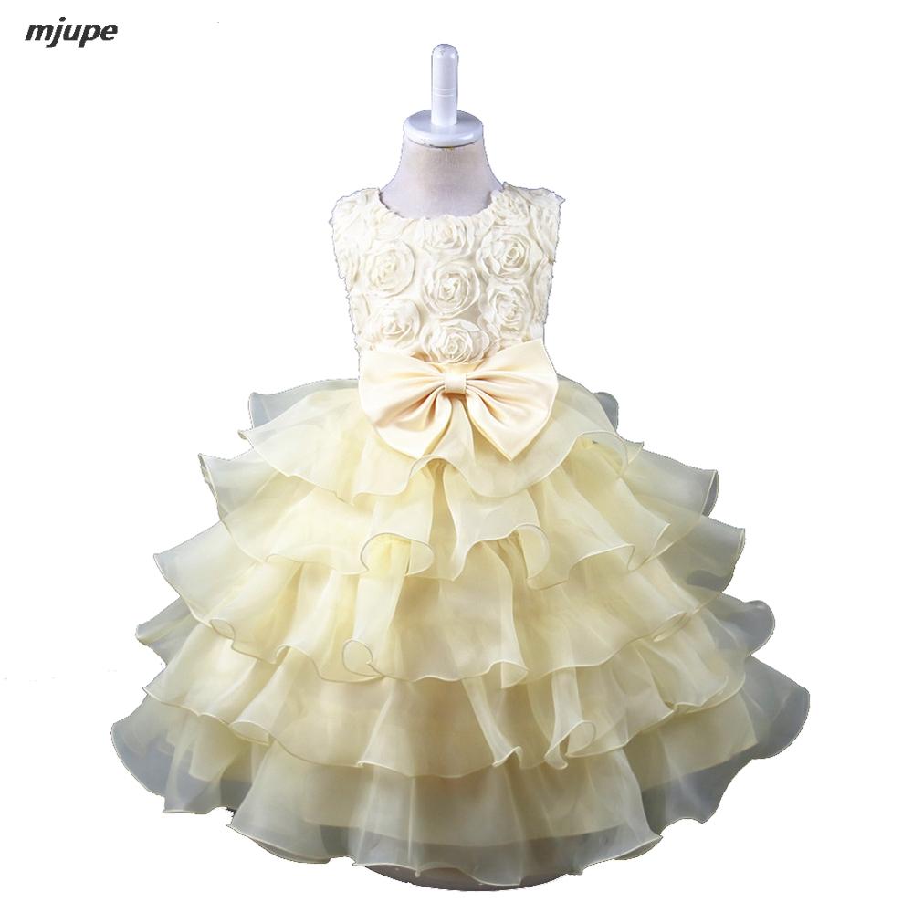Hohe qualit t vintage kommunion kleid werbeaktion shop f r for Vintage kleider kinder