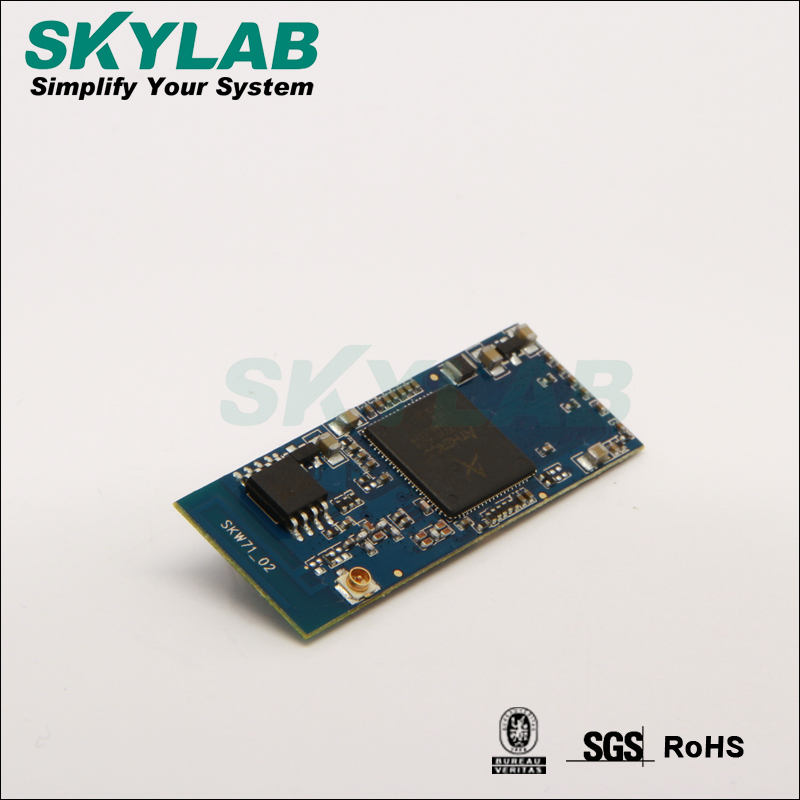 Skylab AP Access Point WiFi modules SKW71 WIFI Module Integrates internal AP and LNA/Client/Repeater 50pcs/lot DHL free shipping(China (Mainland))