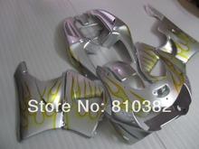 Buy Latest Motorcycle Fairing kit HONDA CBR900RR 98 99 CBR900 919 CBR900RR 1998 1999 Golden flames silver ABS Fairings set HF24 for $341.05 in AliExpress store