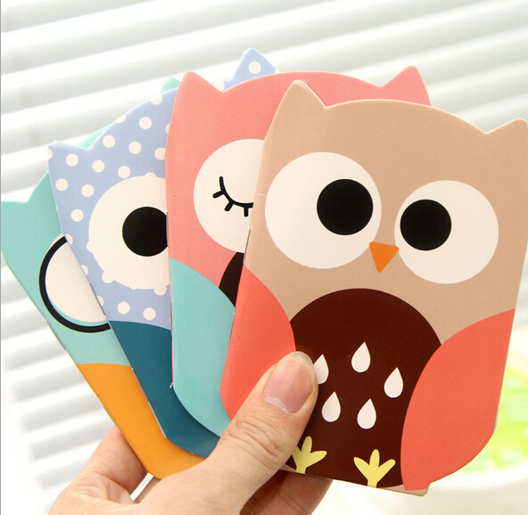 Owl Sticker Diary
