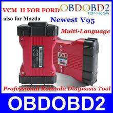 Super Performance For Ford VCM II Diagnostic Rotunda Interface VCM 2 V95  Professional For FORD/Mazda Code Reader VCM 2(China (Mainland))
