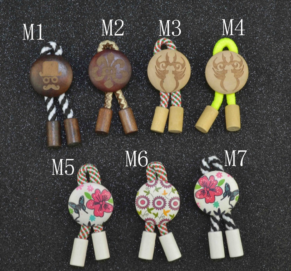 Fashion Jewelry Party Shorts Pins Cartoon Male Badge Paper Clip Brooch Men's Vintage Suit Accessories Rope Wooden Brooches(China (Mainland))