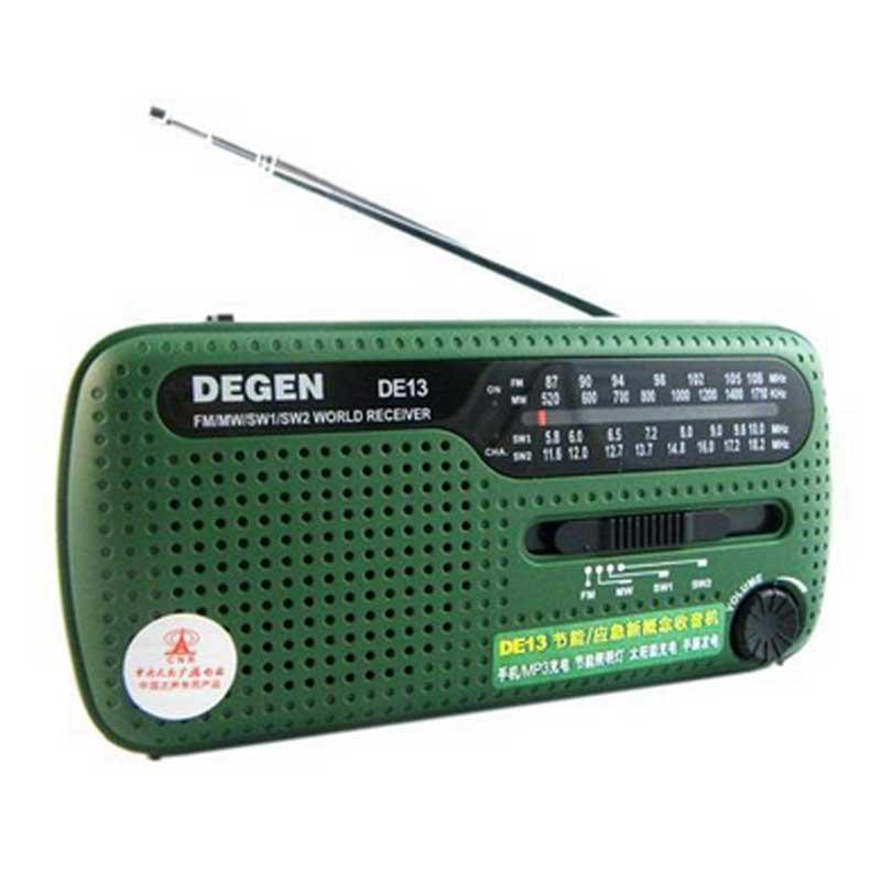 Mini Protable Solar FM Radio Hand Crank Self Powered FM MW SW Dynamo Solar Emergency Survival Radio With Led Flashlight(China (Mainland))