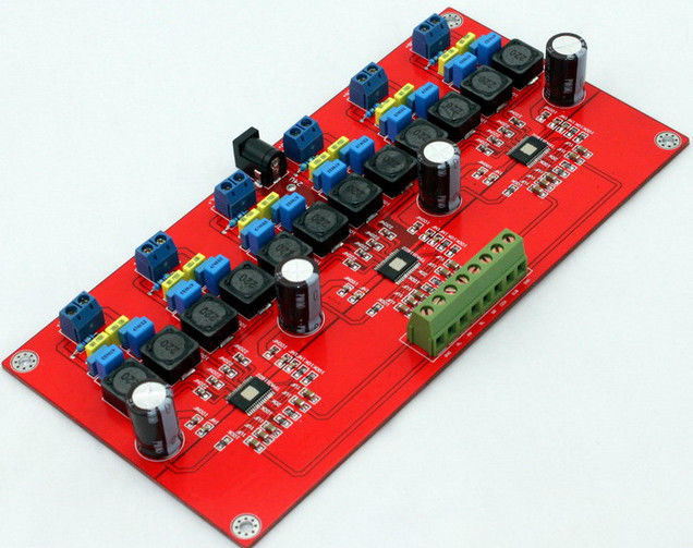TPA3116 6 Channel Amplifier Board 50W x