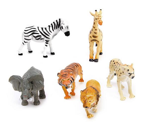 achetez en gros en plastique animaux sauvages en ligne. Black Bedroom Furniture Sets. Home Design Ideas