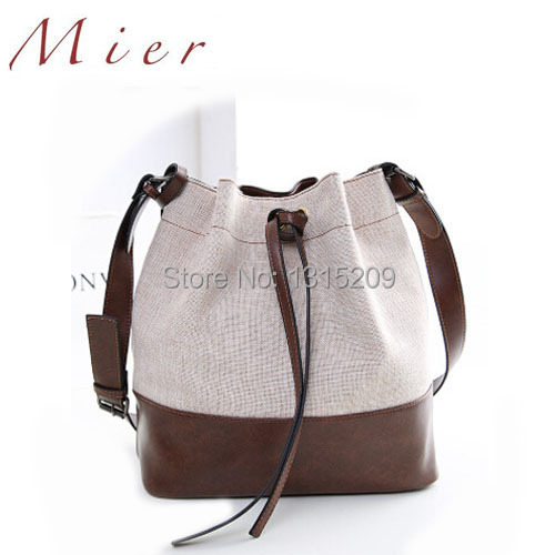 Hot sell Casual Canvas Bag Women's Messenger Bags Handbag Free shippment factory wholesale price(China (Mainland))