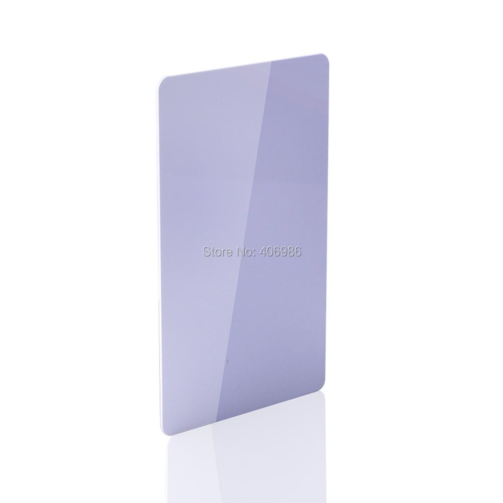 Гаджет  10pcs/lot 13.56MHz  IC Card  Fudan M1 White Attendance Cards Compatible with Philips S50 FZ0490 Free Shipping None Безопасность и защита