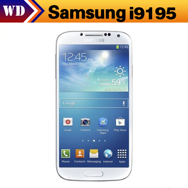 "Unlocked Original Samsung GALAXY S4 Mini i9195 i9192 Mobile phone Android 4.2 os 4.3"" sreen 8.0MP Refurbished(China (Mainland))"