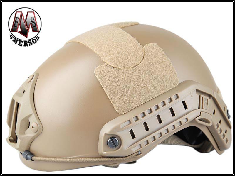 Эмерсон быстро шлем-MH Тип защитный шлем прыжок шлем темной Земле EM5658A