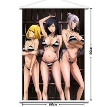 "Anime Prison School Home Decor Anime Poster Wall Scroll 23.6″ x 31.5 "" Cos Gift"