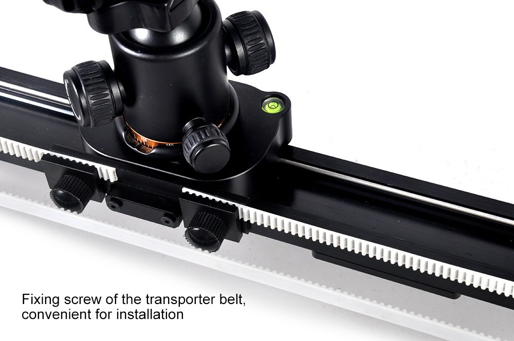 120cm Electronic Motorized Time Lapse Slider Stabilization