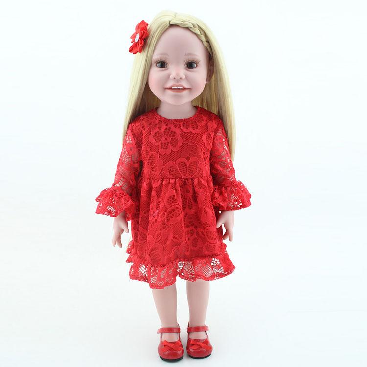 Lifelike-Smile-Baby-Doll-18-Inch-Girl-Doll-Adorable-Baby ...