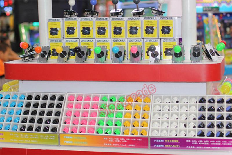 HTB12eLULFXXXXcIXpXXq6xXFXXXo - Original Sanwa Joystick JLF-TP-8YT with 6 OBSF-30 Buttons for arcade jamma game kit