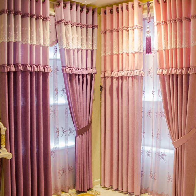 Achetez en gros rideaux de dentelle coton en ligne des grossistes rideaux d - Rideaux dentelle coton ...
