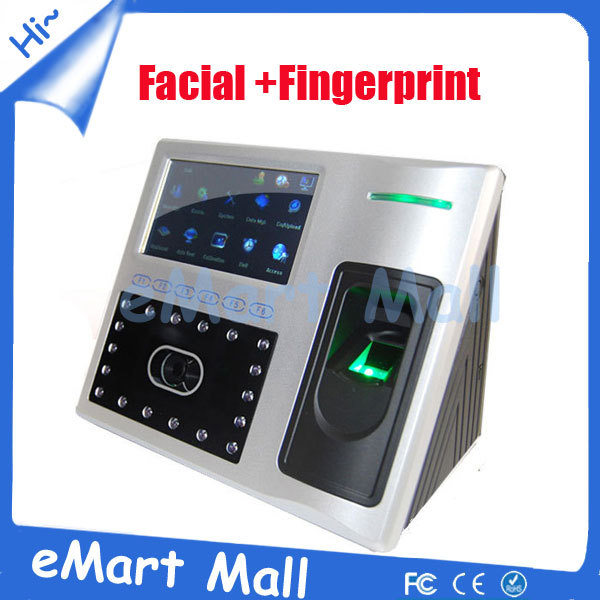 1200 facial capacity Facial time attendance and access control system<br>