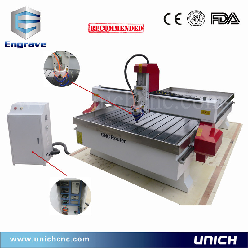 jinan cheap support for custom multi spindlecnc router 6090 cast steel frame