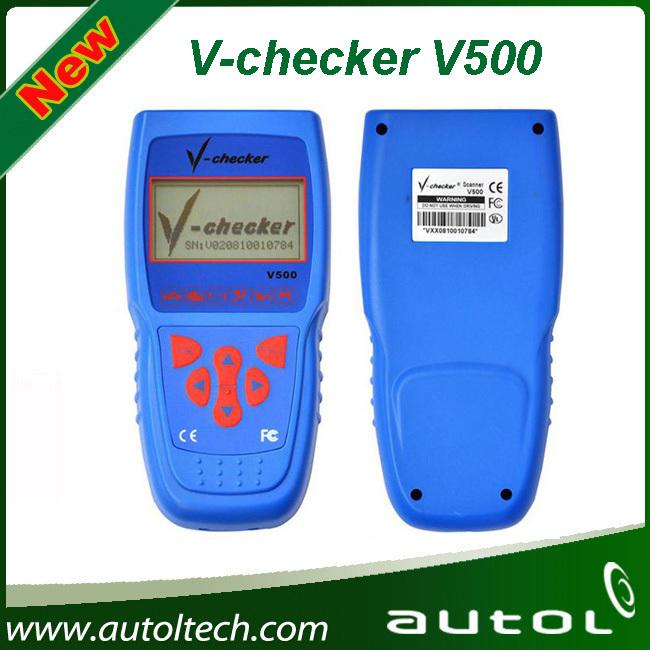 V-Checker V500 Super Car Diagnostic Equipment with top quality(China (Mainland))