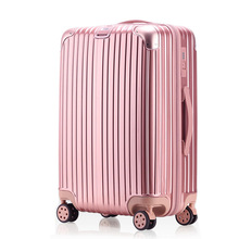 Buy Suitcase 20/24 inch Women/Men Travel Suitcases,Trolley Travel Bag Travel Luggage,Rolling Luggage Suitcase girls for $140.00 in AliExpress store