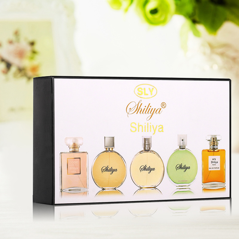 1box 5pcs Pheromones Colognes Men and Ms perfume To the body odor Fragrance smell Tempting women birthday present(China (Mainland))