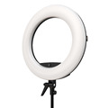 DHL Idoblo White FE 480II Photography Video Studio 480 LED LCD Display Continuous Macro Ring Light