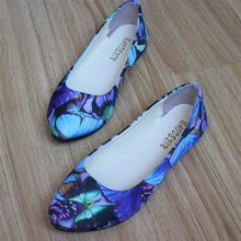 2016 hot style New Fashion Women Ladies Ballerina Slipper Flat Shoes Round Toe Sweet Spring Autumn Casual Shoes Flats Ballet