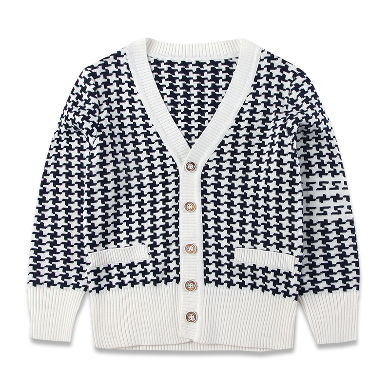 2 7 Years Old Children Clothing Kids Boys Knitted Sweater ...